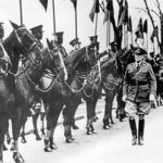 10th pershing review 150x150 Buffalo Soldiers are Welcomed   Twice!