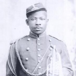 9th US Cavalry Bugler - Buffalo Soldiers